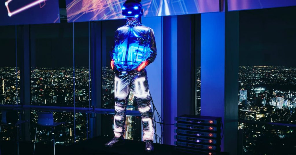 Synesthesia Suit