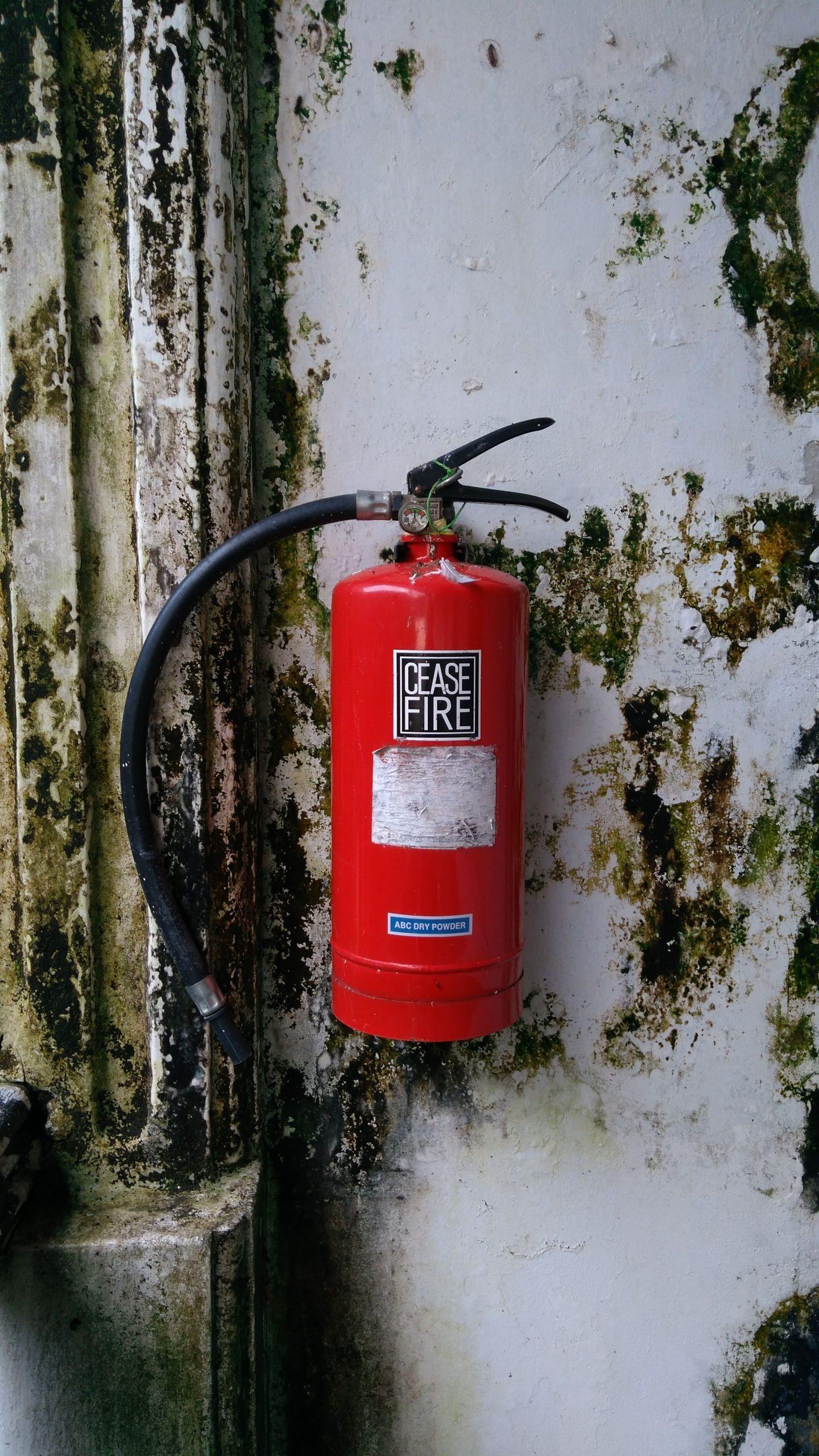 incendie simulation