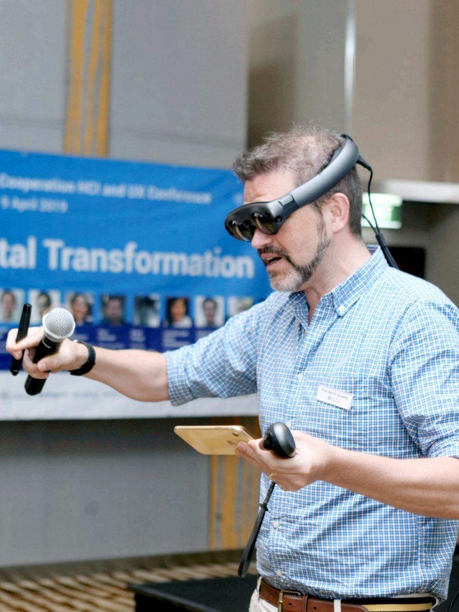 réalité virtuel connaissance